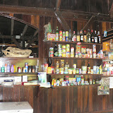 L'épicerie de Saül (Guyane). 30 novembre 2011. Photo : P. Fonteyne