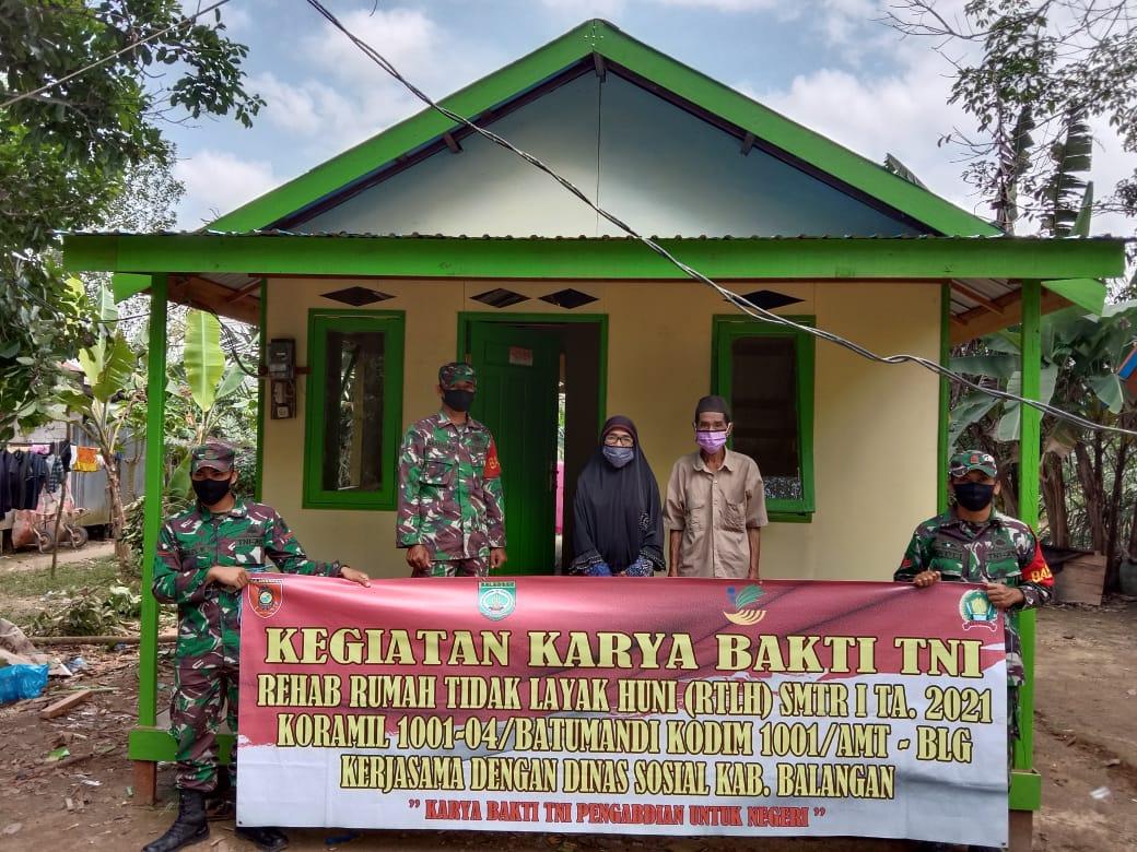 Karya Bakti TNI Dalam Meningkatkan Kesejahteraaan Masyarakat