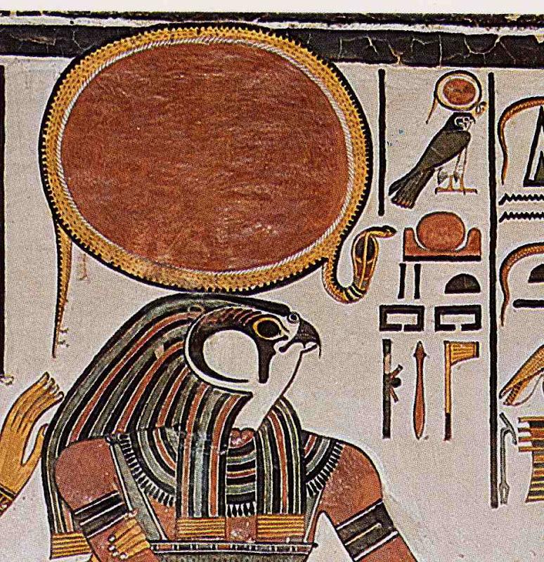 Horus, Egyptian Magic
