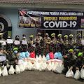 PPM Kota Bogor Salurkan 1000 Paket Sembako Kepada Warga Terdampak Covid-19
