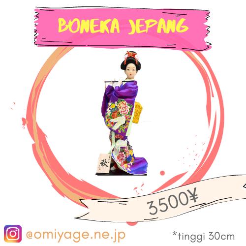 BONEKA JEPANG #0002