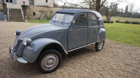Citroën 1957 2 CV AZLP