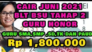 INFO Terbaru, BSU Guru Honorer HANGUS Jika Tak Diaktivasi sampai 30 Juni, INGAT!