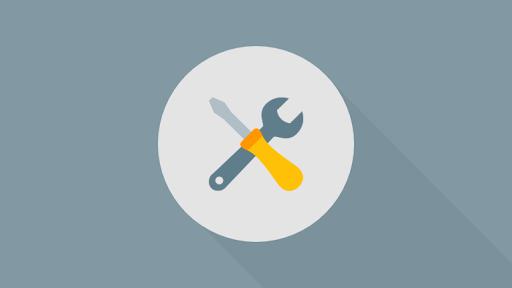 Cara Menghilangkan Icon Tang dan Obeng di Blogger