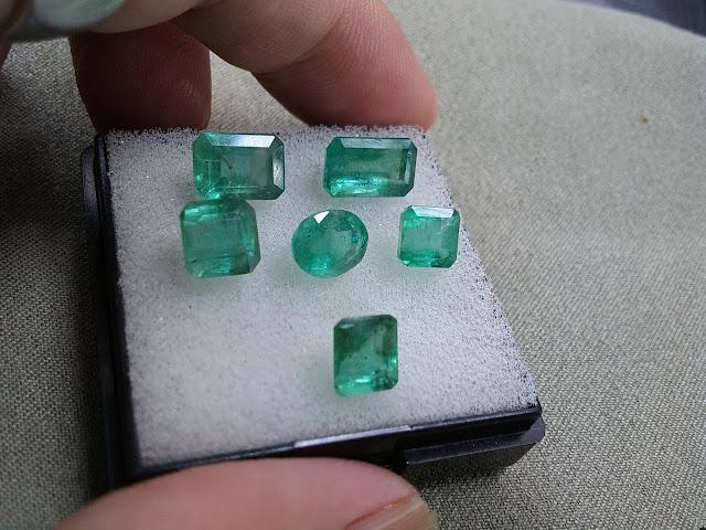 Natural Emerald, Ngọc Lục Bảo thiên nhiên Colombia