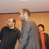24 januari 2010 Diploma uitreiking