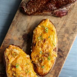 Twice Air-Fried Potatoes Recipe