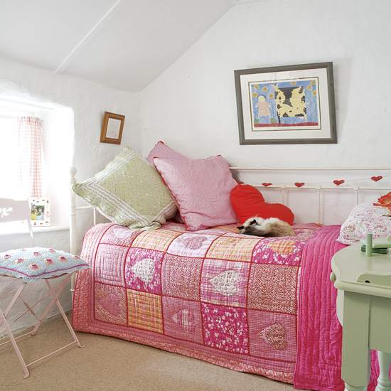 Room Decorating Ideas For Women: Pretty Girly Rooms - Part 4