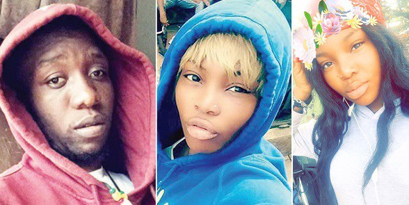 17-Year-Old Hannah Osazuwa Who Stabbed Her Boyfriend To Death In Lagos State Sent To Prison