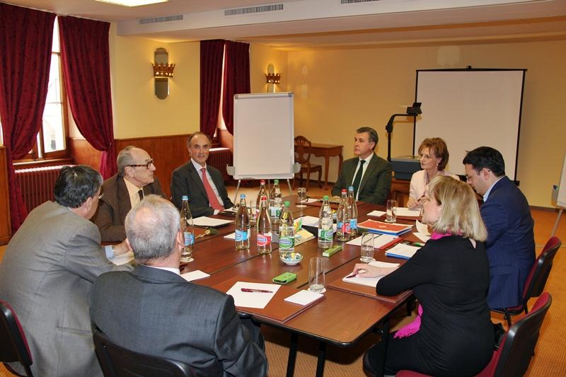 Sesiunea Consiliului Regal în Elveția, 1-2 martie 2016