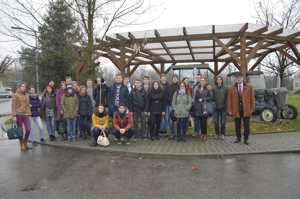 Wizyta na Uniwersytecie Rolniczym - biopaliwa - _DSC0268.JPG