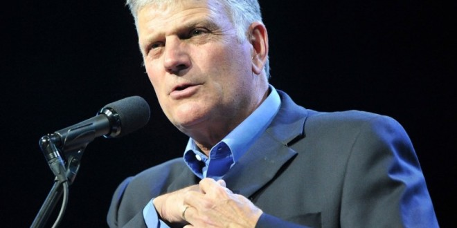 Franklin Graham tells Mississippi to resist the secularist 'enemy'