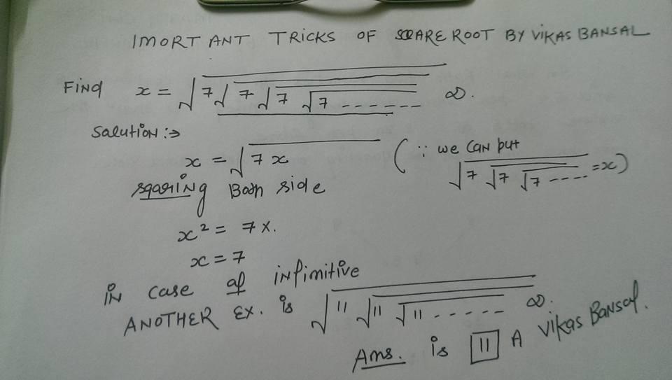 Quick Math Tricks Pdf