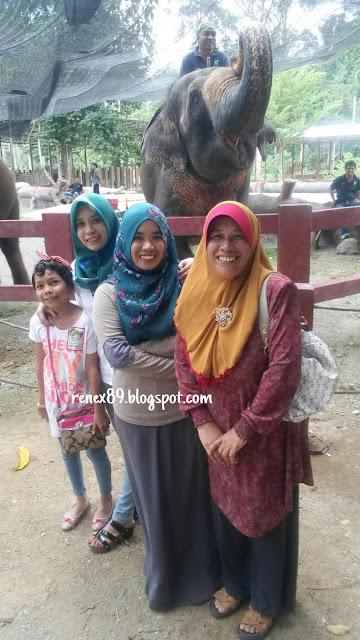 Kuala Gandah Lanchang .