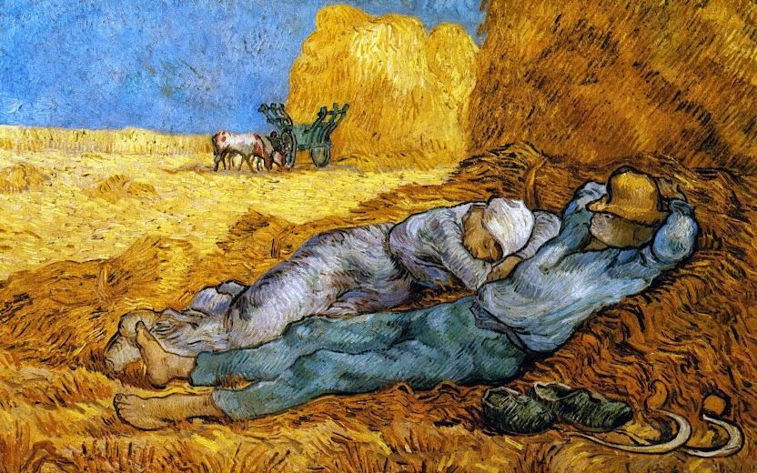 Van Gogh, I contadini