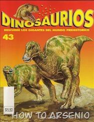 P00043 - Dinosaurios #43
