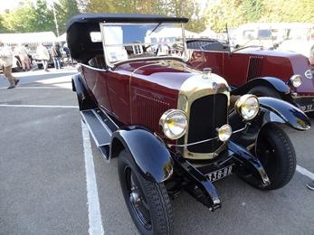 2017.09.24-001 Citroën B12 Torpédo 1926 (n°40)