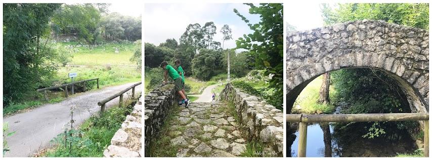 Rutas y sendas fáciles con niños en Asturias