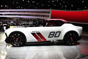 Nissan IDx Nismo Side Profile