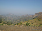 En-route to Lalibela...it felt like we were on top of the world, but the road kept climbing.