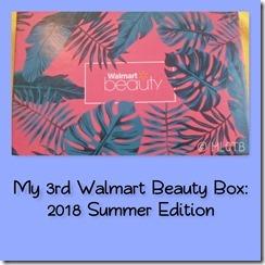 Walmart.com Beauty Box