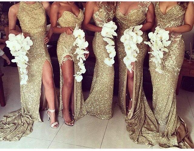 Bridesmaid Dresses In Nigeria 2018