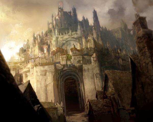 Magick Territory Of Deep, Magick Lands 1
