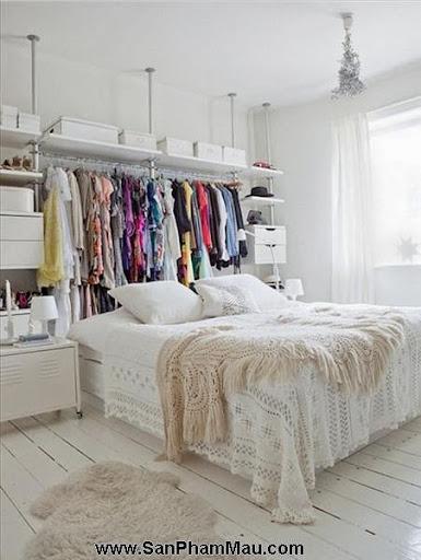 <strong><em>Thiết kế tủ quần áo</em></strong>: Khẳng định con mắt thẩm mỹ với tủ quần áo mở-6