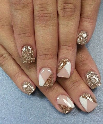 best gel nail polish designs for short nails 2018  fashionre