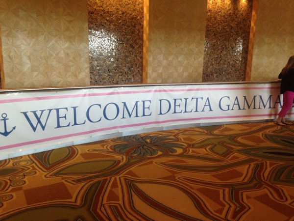 Recapping the weekend: Delta Gamma convention in Orlando!