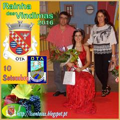 Rainha das Vindimas - 10.09.16