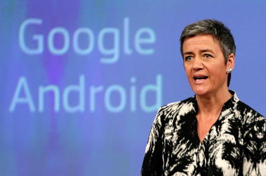 Google-Comision_Europea-Margrethe_Vestager-Economia_118748672_3904829_3006x1926