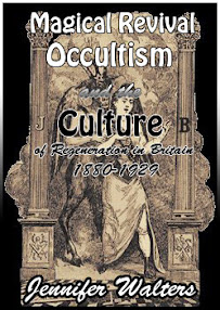 Cover of Jennifer Walters's Book Magical Revival Occultism and the Culture of Regeneration in Britain 1880 to 1929