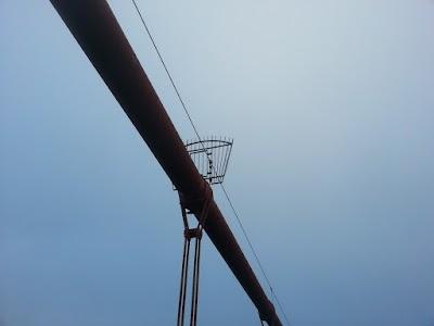 Ограждения на мосту Золотые Ворота