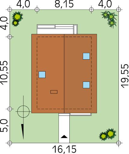 Oliwka 2 (CE) - Sytuacja