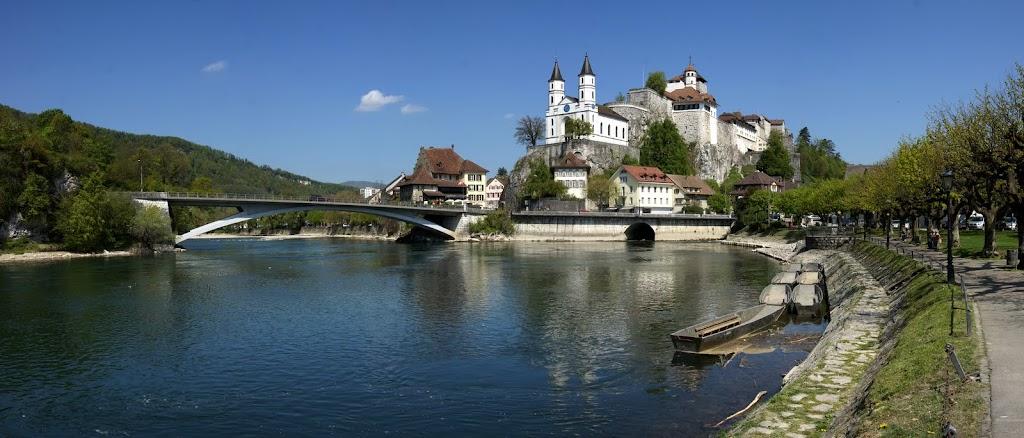 Aarburg (Аарбург, Арбург), Швейцария, окрестности Цюриха, Берна, самые красивые замки Швейцарии, путеводитель по Швейцарии, @ zurichguide.ru, myzurich.org, города Швейцарии