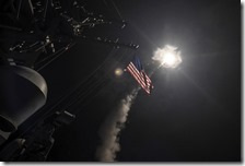 Stati Uniti attaccano la Siria