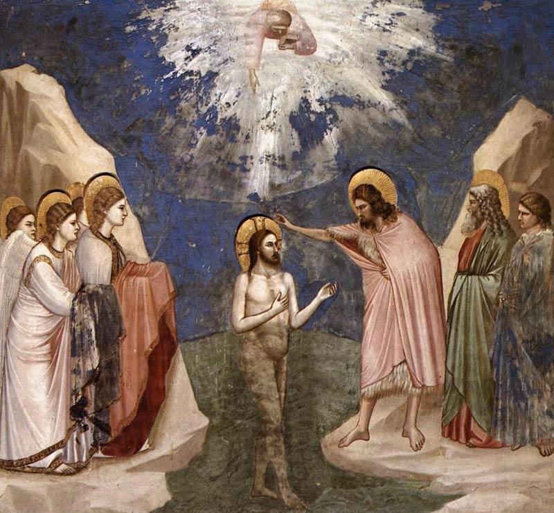 02 Battesimo di Cristo