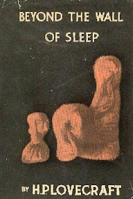 Cover of Howard Phillips Lovecraft's Book Beyond the Wall of Sleep