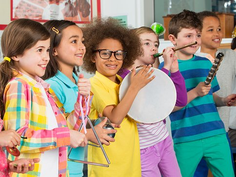 THE NEAREST MUSICAL INSTRUMENTS FOR KIDS 2