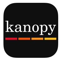 On My iPhone/Android: Kanopy - Experience the world's finest cinema for free, brought to you by your library