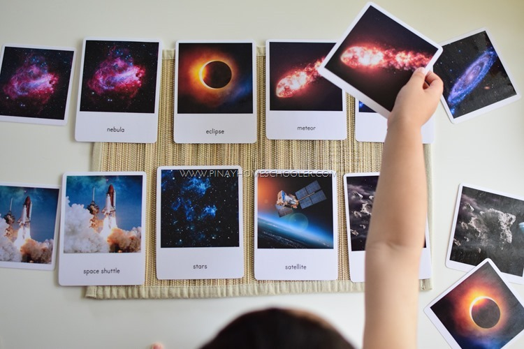 Space and Astronomy Cards