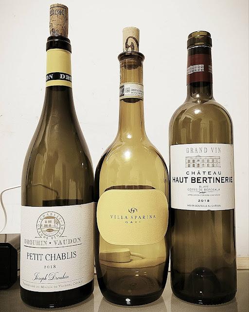 Sunday Causal white wines by ©ledomduvin 2021