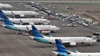 Seribu Lebih Karyawan Garuda Indonesia Mendaftar Pensiun Dini