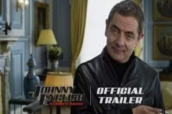 Johnny English Strikes Again - Official Trailer