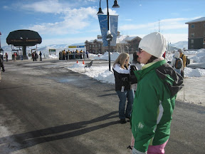 the best pic of waddle'n Wikstrom mid-waddle. While, it's not really a waddle, but a ski-boot stroll.