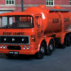 ERF11; CH7; 2xW5; 2xB22 Rugby Cement	As Rugby used refurbished tanks extended for greater capacity when the ERF C series was introduced, I've done the same. I used two B22 tanks, extending to total length by16mm (4ft).