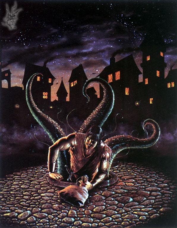 Evil Town, Fantasy Scenes 3
