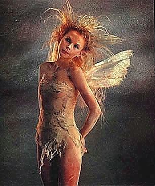 """Oona, el hada de la película """"Legend"""" (1985) en la que se ha inspirado Luix para su hada Hujoo"""