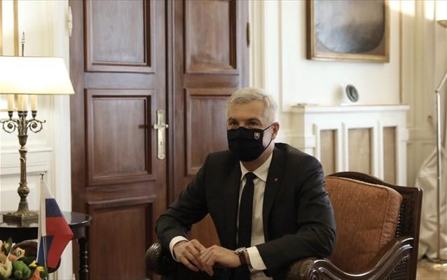 Σλοβάκος ΥΠΕΞ: Η Ελλάδα, ζωτικής σημασίας σύμμαχος για τη Σλοβακία